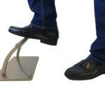 Jalkatuki SJI käytössä