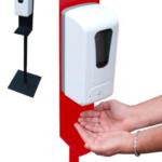 kosketusvapaa käsidesi automaatti